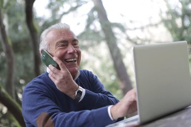 Fibio senior - Mobilabonnemang för pensionärer, seniorer och 55+